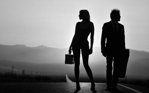 férfi és nő